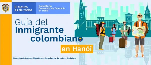 Guía del inmigrante colombiano en Hanói de 2019